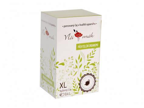 XL čaj Překyselení organismu, 20 sáčků - Ewiny Byliny