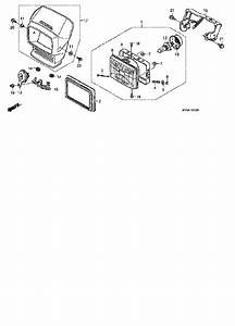 2008 Honda Pilot Parts Diagram
