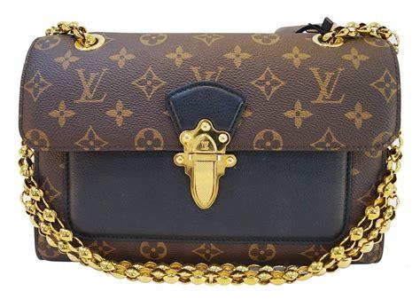 authentic louis vuitton monogram victoire shoulder bag
