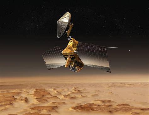 Mars Reconnaissance Orbiter Wikidata
