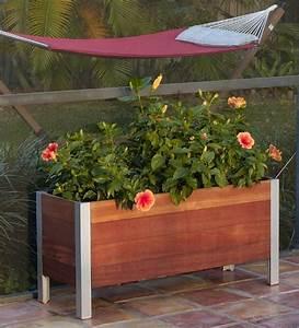 hochbeet fur balkon selber bauen und bepflanzen 20 tipps With französischer balkon mit garten kübel bepflanzen