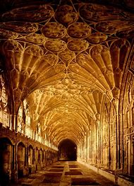 Gloucester Cathedral Architecture