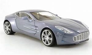Aston Martin Miniature : aston martin one 77 miniature grise clair 2009 mondo motors 1 18 voiture ~ Melissatoandfro.com Idées de Décoration