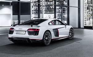 Audi R8 V10 Plus : audi celebrates racing victories with limited run r8 v10 ~ Melissatoandfro.com Idées de Décoration