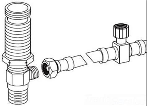 Moen 103469 M Pact Supply Hose Kit   FaucetDepot.com