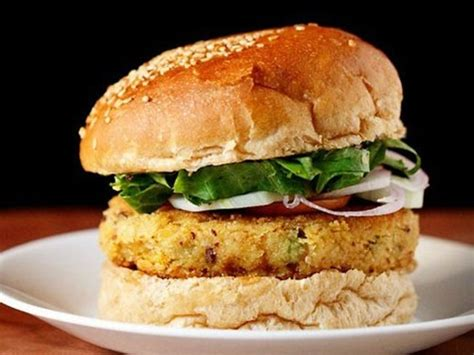 garden burger recipe veg burger recipe how to make veggie burger recipe
