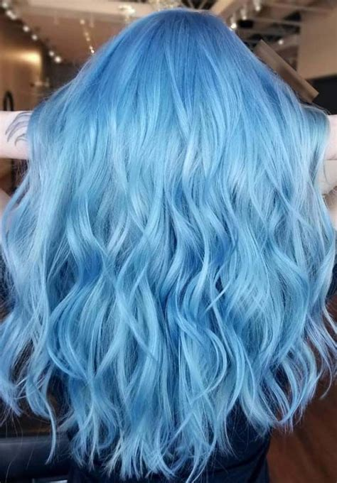 31 Gorgeous Bright Blue Hair Color Ideas For 2018