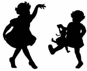 Sisters | Silhouettes | Pinterest