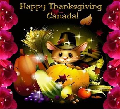 Thanksgiving Happy Sending Canada Beloved Canadian Greetings