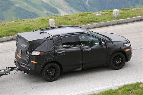 2015 Ford Edge Spied Testing In Europe