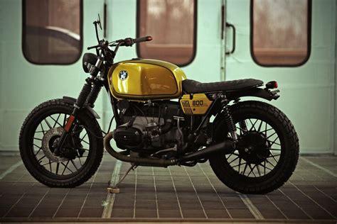 Bmw Total Vintage Cafe' Racer