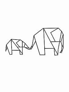 """Origami Elephant"" Photographic Prints by markus731"