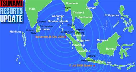 indonesiajava earthquake amp tsunami daily
