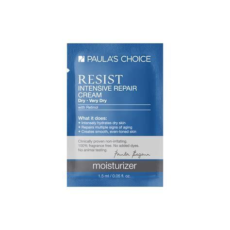 resist intensive repair cream paulas choice paulas