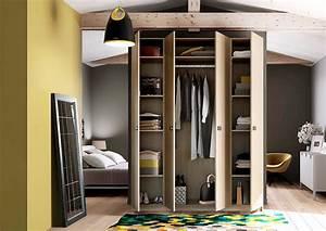 Penderie Sur Mesure : armoire de rangement penderie sur mesure ~ Zukunftsfamilie.com Idées de Décoration