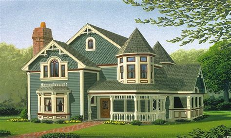 victorian house plans queen anne victorian house plans