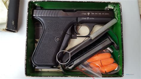 hk p west german police gun  sale
