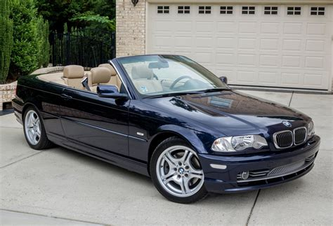 no reserve one owner 2002 bmw 330ci convertible 5 speed for sale bat auctions sold for