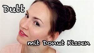 Wie Mache Ich Einen Dutt : dutt mit donut kissen tutorial lena 39 s lifestyle youtube ~ Frokenaadalensverden.com Haus und Dekorationen