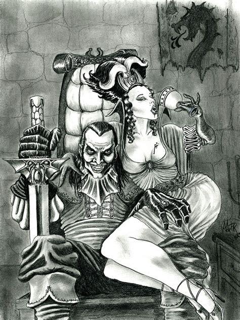 Vlad E Isabella By Abde On Deviantart
