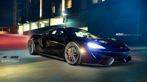2018 Adv1 Wheels Mclaren 570s Wallpaper Hd Car Wallpapers
