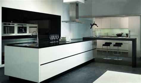 cuisines contemporaines haut de gamme cuisine haut de gamme alno vetrina sans poignees