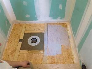 étanchéité Salle De Bain : artisan r alisation installation douche l 39 italienne ~ Edinachiropracticcenter.com Idées de Décoration