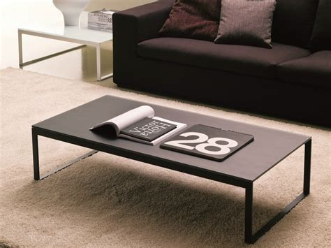 crystal table ls for living room hiphop rectangular coffee table by bontempi casa