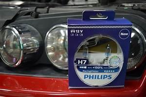 Philips Racing Vision H7 : philips racing vision headlight bulb test blog webloganycar ~ Jslefanu.com Haus und Dekorationen