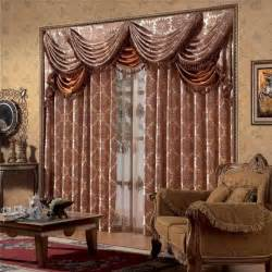 Fancy Curtains Living Room Image