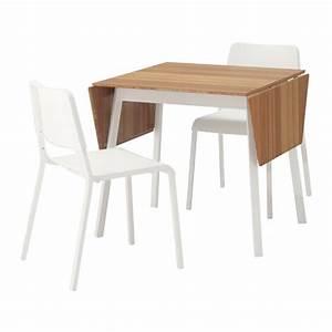 Ikea Tisch Weiß Glas : ikea ps 2012 teodores tisch und 2 st hle ikea ~ Bigdaddyawards.com Haus und Dekorationen