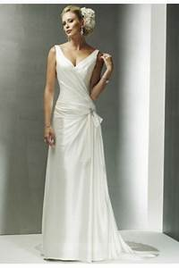 bridal gowns for older women With wedding dresses for older women
