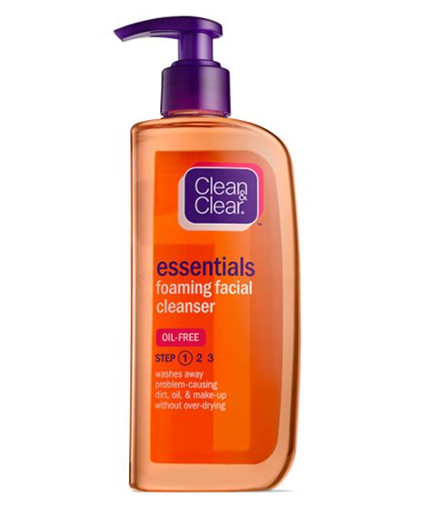 Harga Clean Clear Essentials the beginners guide to skin cleansing black label