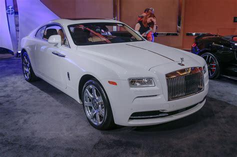 Rolls Royce Wraith 2018 Image 83