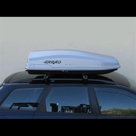 coffre de toit 400l coffres de toit farad myautoshop