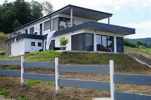 Fertighaus Mit Dachterrasse : fertighaus in oberwang flexible fertighaus ~ Lizthompson.info Haus und Dekorationen