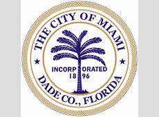 Miami Florida, seal