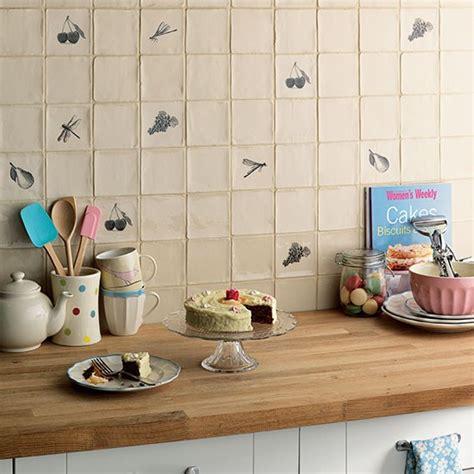 Kitchen Splashbacks  Kitchen Design Ideas  Housetohomecouk