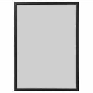 Cadre Noir Ikea : fiskbo cadre noir 50 x 70 cm ikea ~ Teatrodelosmanantiales.com Idées de Décoration