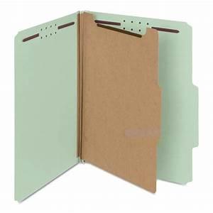 pressboard classification folder 3quot exp 6 dividers With classification folders 3 dividers letter