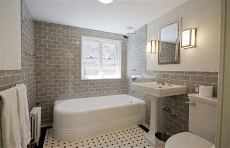 bathrooms with subway tile ideas subway tiles in 20 contemporary bathroom design ideas rilane