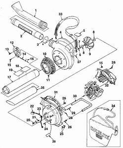 Homelite Homelite Power Blower Parts