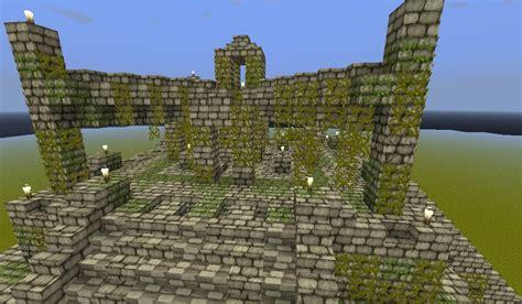 mayan ruins update  minecraft project