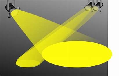 Spotlight Clipart Clip Vector Searchlight Clipartix Added