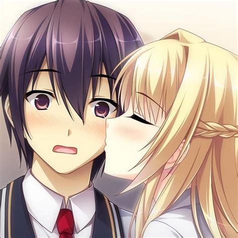 anime kiss in kiss anime youtube