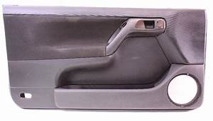 Lh Driver Front Interior Door Panel 99 5-02 Vw Cabrio Mk3 5
