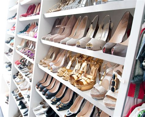 World's Best Shoe Closets  Km2 Shoes And Accessories