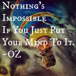 Great and Powerful Oz Quotes