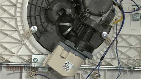 Dishwasher Circulation Pump Replacement Whirlpool