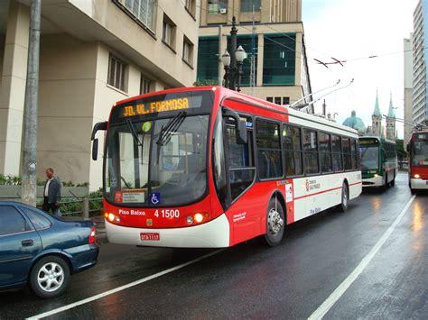 file trolleybus low floor 4 1500 sao paulo brazil jpg wikimedia commons